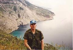 Caporal-chef Stéphane Desmeules 1993, OP CAVALIER, Bosnie