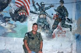 Sergent Martin Higgins 1997, OP STABLE, Haïti