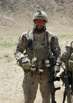 Caporal Éric Leclerc 2009, OP ATHENA, Kandahar, Afghanistan