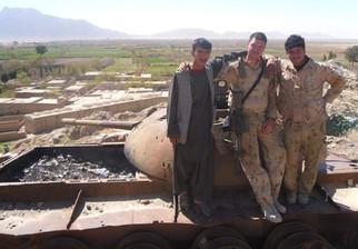 Sergent Rémi Gilbert 2010, OP ATHENA, Kandahar, Afghanistan