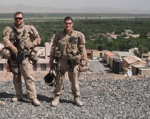 Caporal-chef Philippe Brevard, Sergent Samuel L'Italien-Tessier 2010, OP ATHENA, Kandahar, Afghanistan