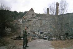 Caporal François Laprise 2001, OP PALLADIUM, Bosnie
