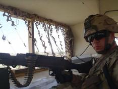 Caporal-chef Cédric St-Pierre 2011, OP ATHENA, Kandahar, Afghanistan
