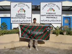 Adjudant Éric St-Gelais 2009, OP ATHENA, Kandahar, Afghanistan