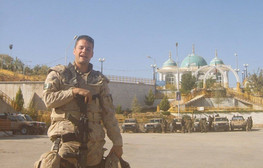 Sergent Rémy Pichette 2007, OP ATHENA, Kandahar, Afghanistan
