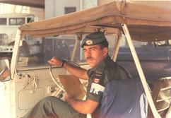 Caporal Louis Houdet 1976, Contingent canadien de la Force d'urgence des Nations Unies au Moyen-Orient, Égypte