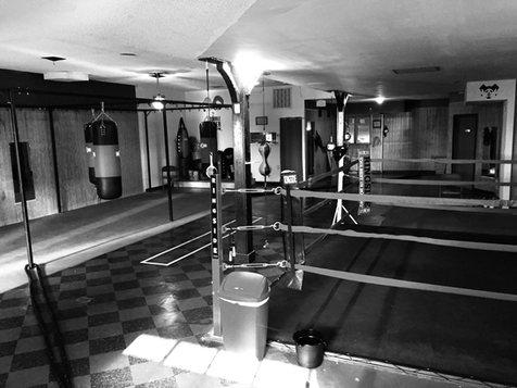 Boxing Training Gym in Denver