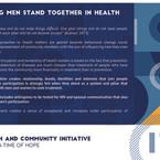 Reflection 17 - Strong Men Stand Togethe