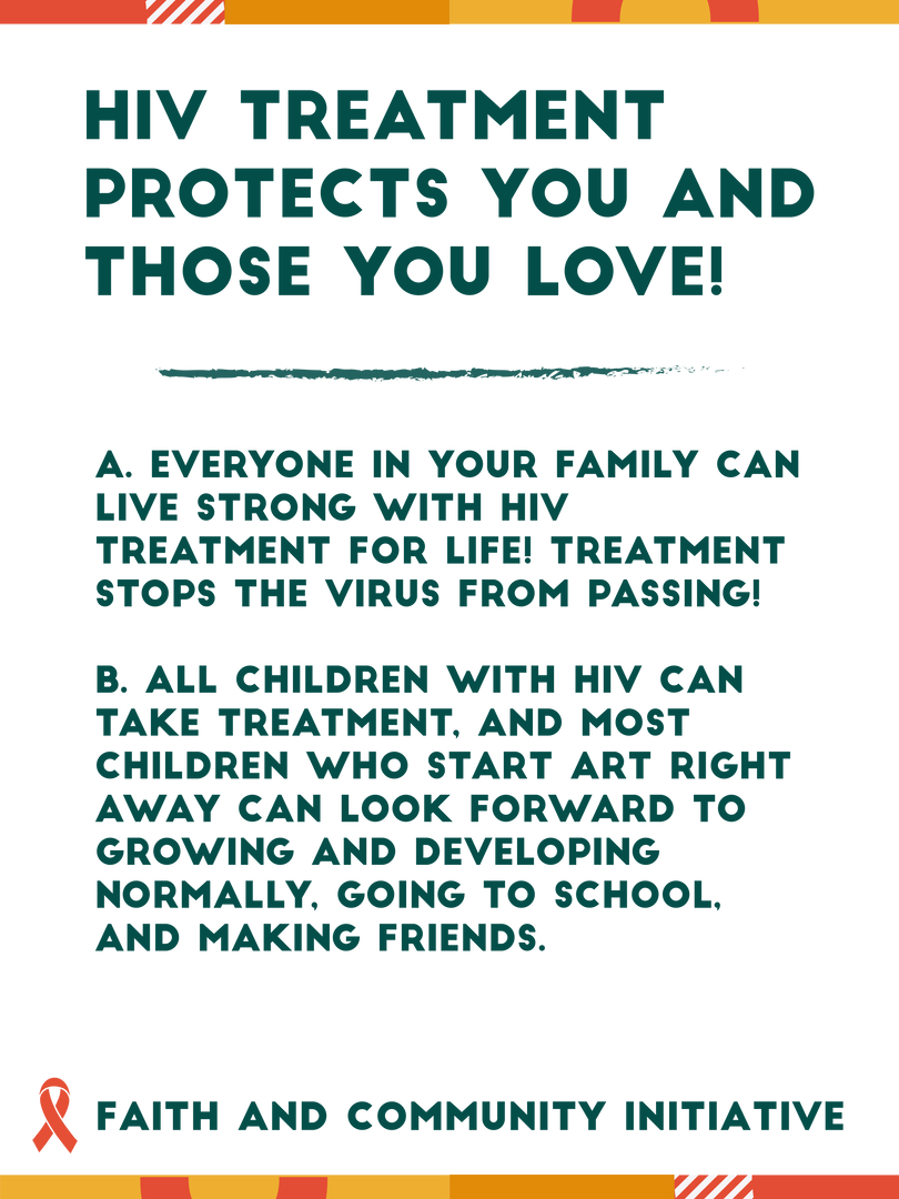 HIV Treatment Protects You