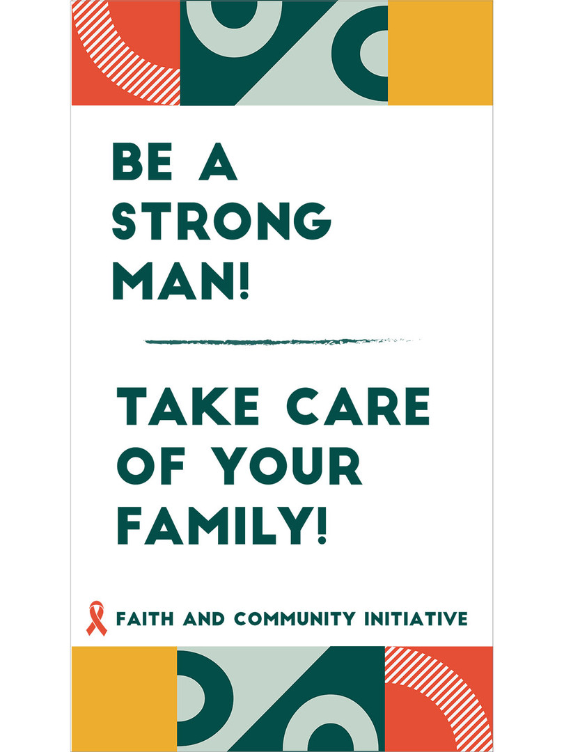 6 - Be A Strong Man