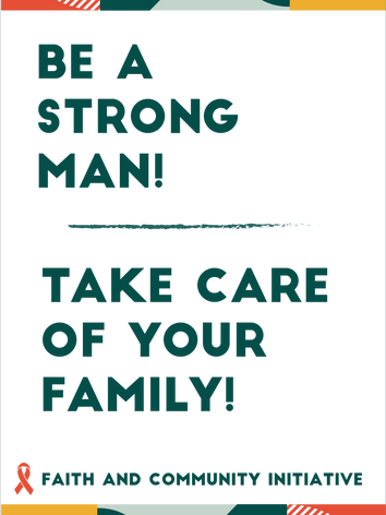 Be A Strong Man