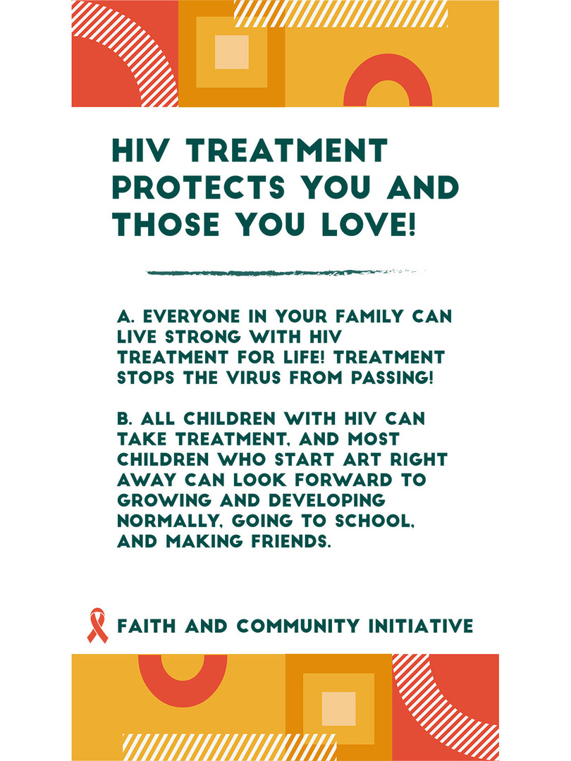3 - HIV Treatment Protects You