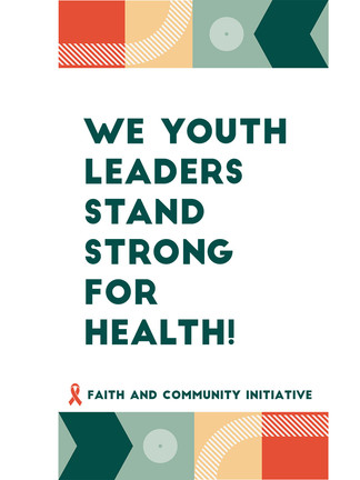 4 - We Youth Leaders Stand