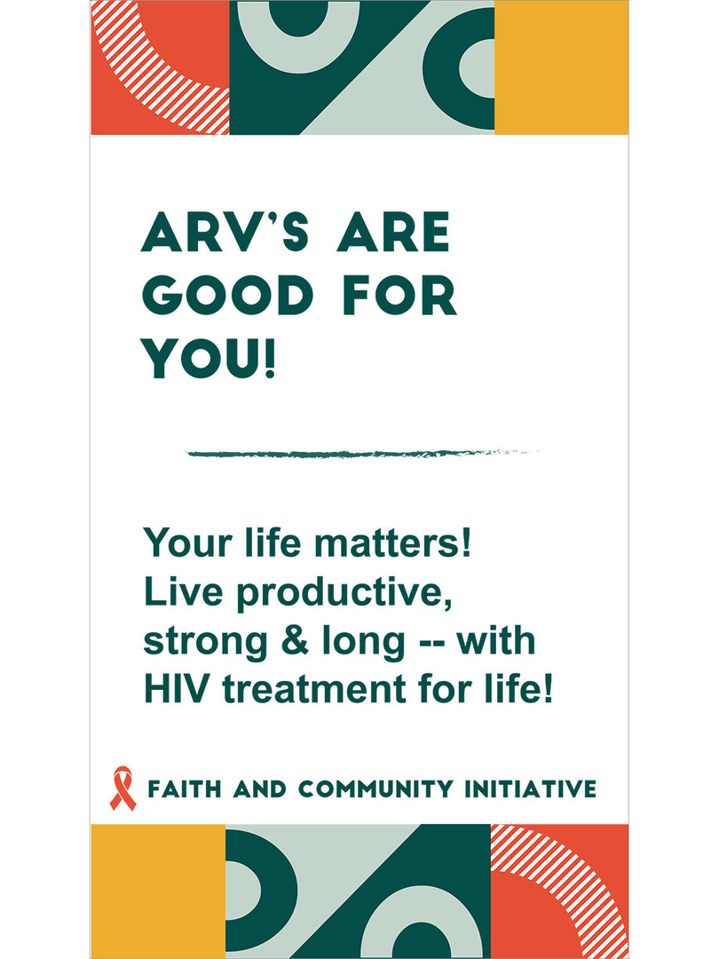 2 - ARVs Are Good For You