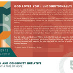 Reflection 5 - God Loves You Uncondition