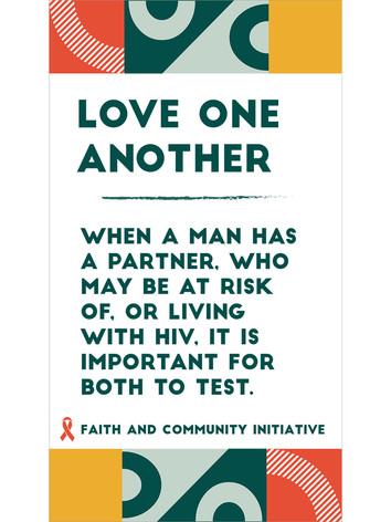 2 - Love One Another