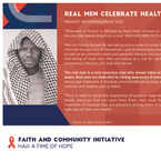 Reflection 11 - Real Men Celebrate Healt