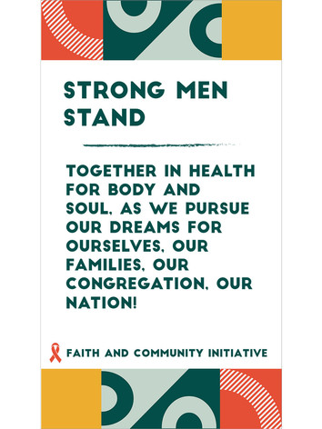 4 - Strong Men Stand