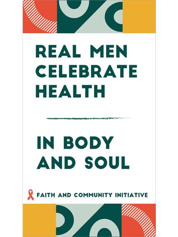 1 - Real Men Celebrate Health