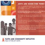 Reflection 16 - ARVs Are Good For Your F
