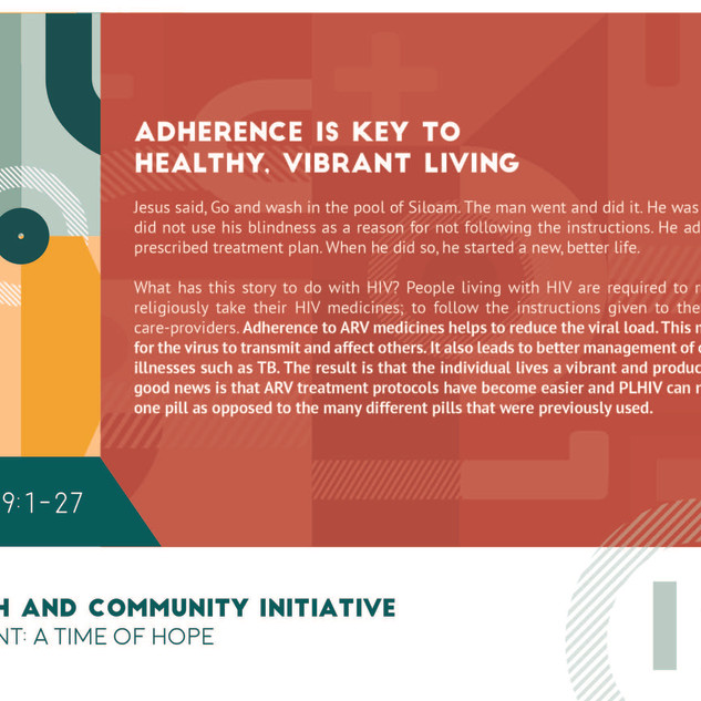 Reflection 12 - Adherence is Key to Heal