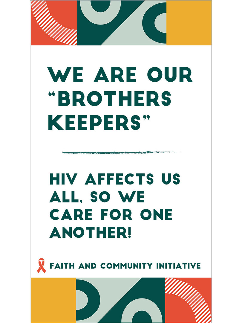 8 - We Are Our Brothers Keepers