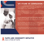 Reflection 21 - We Stand In Compassion,