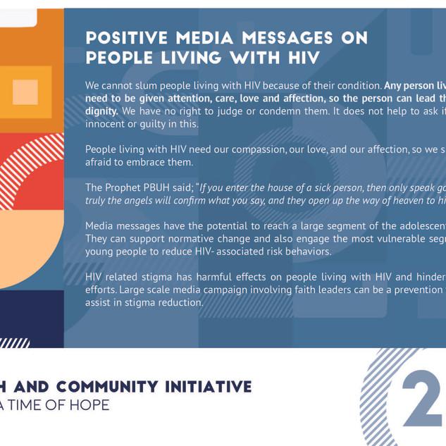 Reflection 24 - Postive Media Messages O