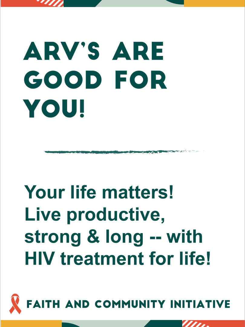 ARV's Are Good For You