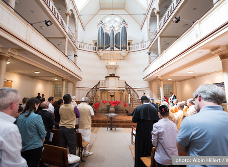 Faith on the Fast Track: the church's history of response to HIV