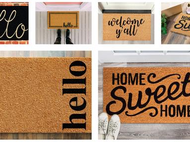 Top 5 Outdoor Doormats