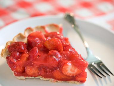 Grammy's Strawberry Pie Recipe