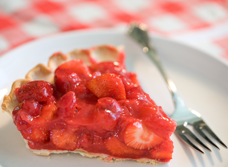 Grammy's Strawberry Pie Recipe