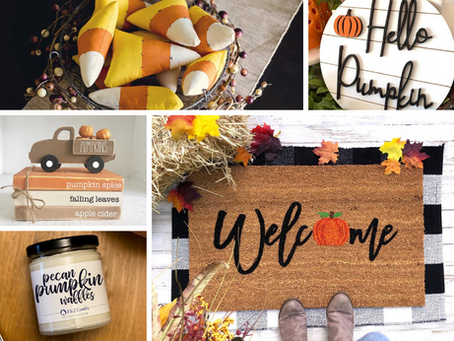 Fall Home Decor Must-Haves