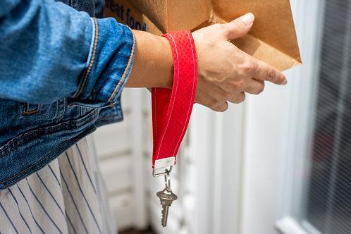 Cayenne Kisses Keychain