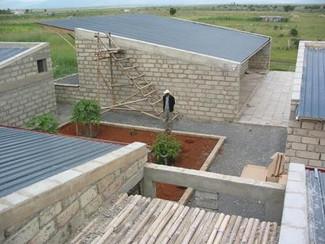 Projektbericht 1. Bauphase Handwerksschule (Skills Centre) Nairobi/Kenia