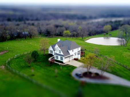 Building a Home on Your Farm, Part 1 - Why Build a Home