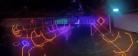 Night Drone Track