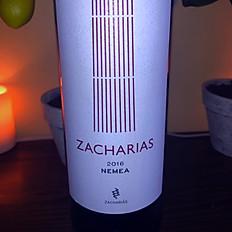 ZACHARIAS WHITE