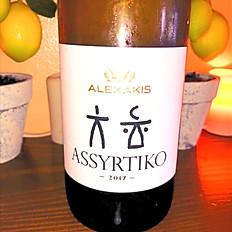 ALEXAKIS WHITE