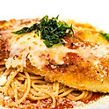VEAL OR CHICKEN PARMESAN
