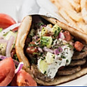 GYRO, CHOICE OF SALAD, SOUP OR FRIES