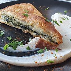PSAROPITA (Cod fish pie)