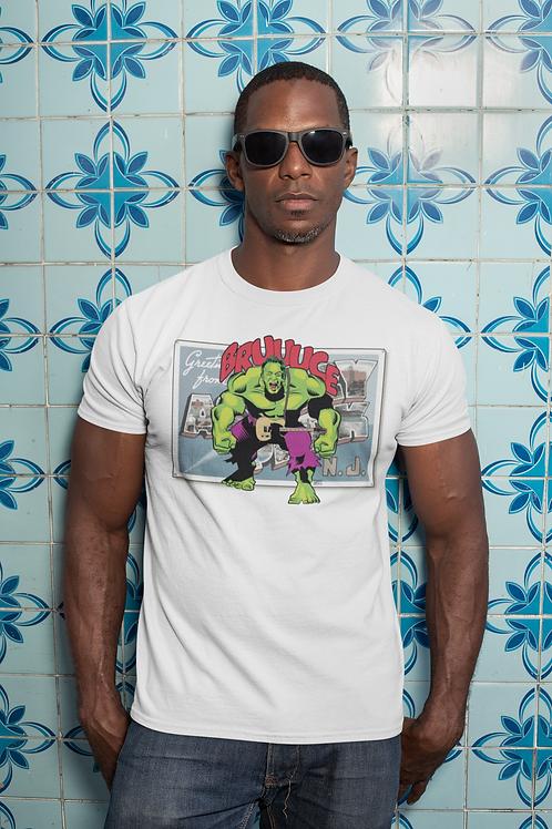 BRUUUCE ASBURY PARK Unisex Softstyle T-Shirt