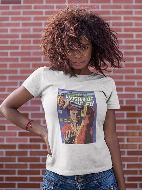 MASTER OF KUNG LOU Unisex Softstyle T-Shirt