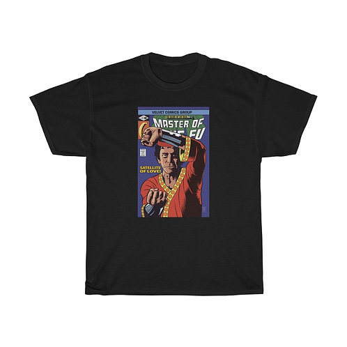 MASTER OF KUNG LOU Unisex Heavy Cotton Tee
