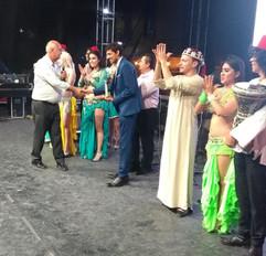 Nour Marruecos premio Lerdantino
