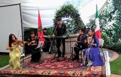 Nour Marruecos en la embajada