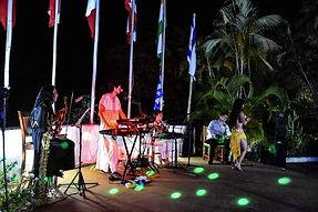 Orquesta árabe Nour Marruecos en México