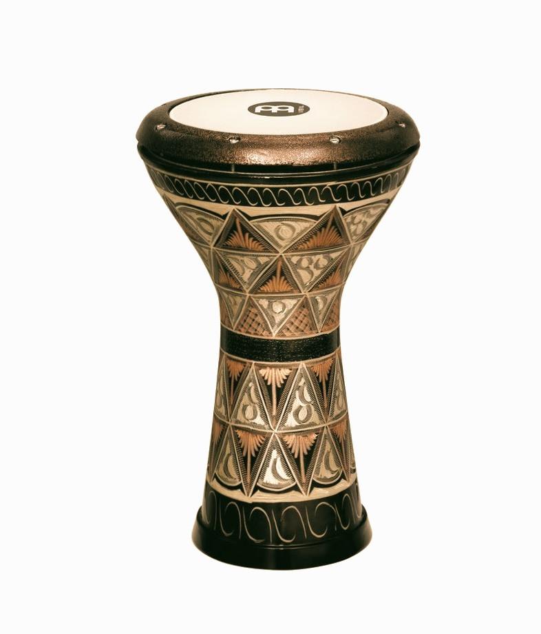 Derbuka instrumento de música árabe